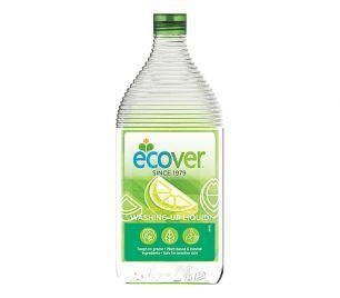 """""""Эковер"""" Эко жидкость д/мытья посуды с лимоном Эковер 950мл"""