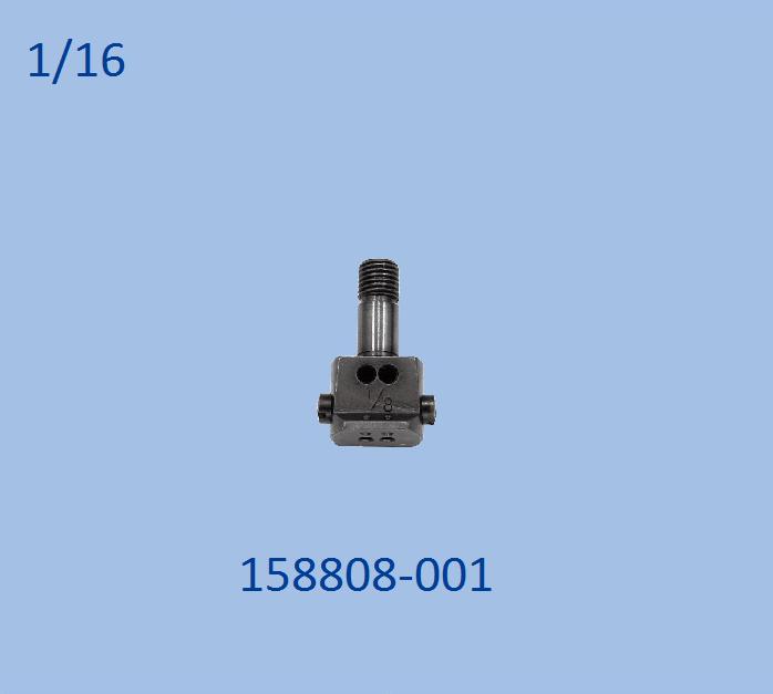 Иглодержатель BROTHER 158808-001 1/16 -3(Для лёгких материалов) (LT2-B842) (STRONG)