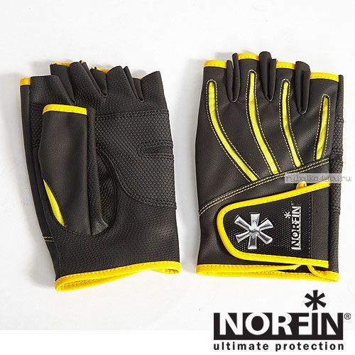Перчатки Norfin Pro Angler (Артикул: 703058)  - купить со скидкой