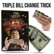 The Best Triple Bill Change Ever by George Bradley (DVD)