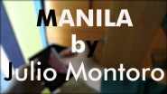 Manila by Julio Montoro - Gimmicks и DVD (пр-во Китай)