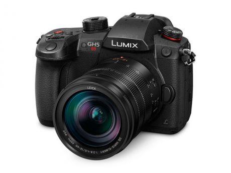 фотокамера Panasonic Lumix DMC-GH5 Kit 12-60mm f/3.5-5.6 Lumix G Vario O.I.S