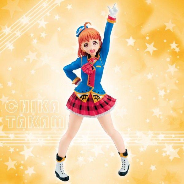 Фигурка Love Live! - Таками Чика Takami Chika Happy Party Train