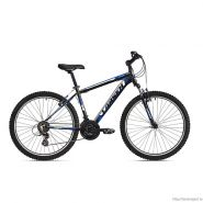 """Велосипед Larsen Rapido Black/Blue 21ск, (18,26"""") черный/синий"""