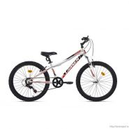 "Велосипед Larsen Cool Team Silver 6ск, (18,24"") серебристый"