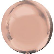 """Сфера 3D, Розовое золото, 16""""/ 41 см, Anagram"""