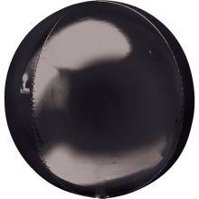 """Сфера 3D, Чёрный, 16""""/ 41 см, Anagram"""