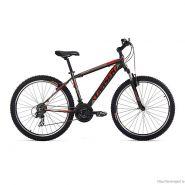 """Велосипед Larsen Avantgarde 1.0 Black/Red matt 21ск, (18,26"""") черный/красный матов"""