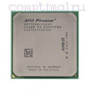 Процессор AMD Phenom X4 9500 - AM2/AM2+, 4 ядра/4 потока, 2.2 GHz, 95W
