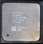 Процессор Intel Celeron 2.00 GHz (SL6VR) - lga478, 130 нм, 1 ядро/1 поток, 2.00 GHz, 52.8W