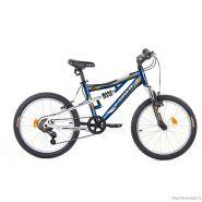"""Велосипед Larsen Raptor (16, 20"""") Синий/ белый"""