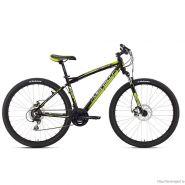 """Велосипед Meratti Protus Sport 29-er (16, 29"""") Черный / салатовый матовый"""