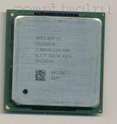 Процессор Intel Celeron 2.80 GHz (SL77T) - lga478, 130 нм, 1 ядро/1 поток, 2.80 GHz, 68.4W