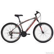 "Велосипед Meratti Forza Uno Dark gray/ Red 21ск, (18,26"") темно-серый/красный"