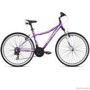 "Велосипед Meratti Evo Uno Violet 21ск, (18,26"") фиолетовый"
