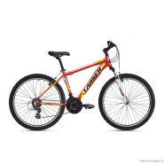 """Велосипед Larsen Rapido Red/Yellow 21ск, (18,26"""") красный/желтый"""
