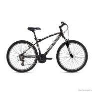 "Велосипед Meratti Forza Uno (16, 26"") черный/ серебристый"