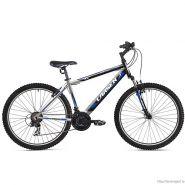 """Велосипед Larsen Rapido Men (16, 26"""") белый/ серый"""