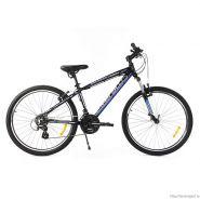 "Велосипед Meratti Forza Uno Black/Blue 21ск, (17, 26"") черный / синий"