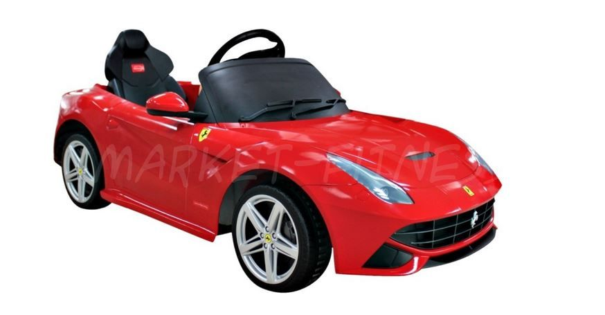 Детский электромобиль RASTAR FERRARI F12 (12V)