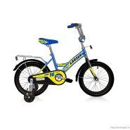 "Велосипед Larsen Kids16 Blue 1ск, (18,16"") синий"