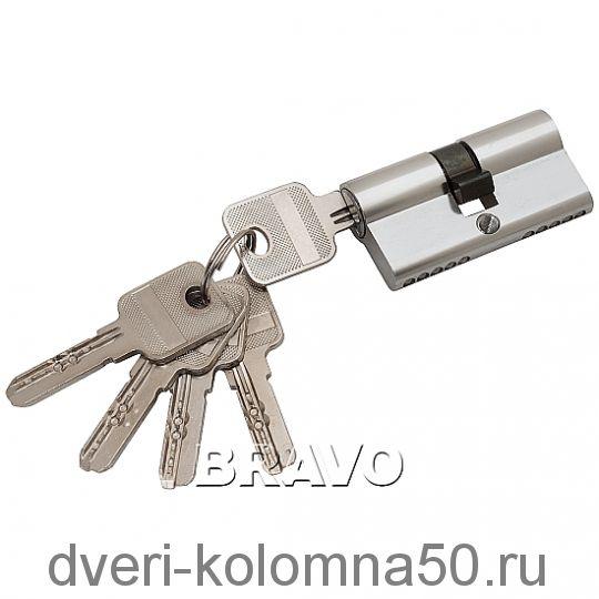 Цилиндр 60-30/30 ключ/ключ