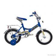 """Велосипед Larsen kids 12"""" (16,12"""") Синий"""