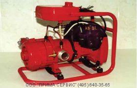 Мотопомпа лесопожарная высоконапорная модернизированная МЛВ-1М