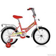 """Велосипед Iron Fox Derby 16 Red 1ск, (18,16"""") красный"""
