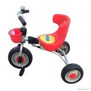 Велосипед трехколесный HM-365 складной, красный