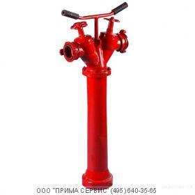 Водозаборная колонка, Колонка пожарная КПА