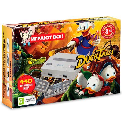 Dendy Duck Tales 440-in-1 Grey