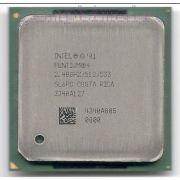 Процессор Intel Pentium 4 2.4 GHz (SL6PC) - lga478, 1 ядро/1 поток, 2.4 GHz, 59.8W