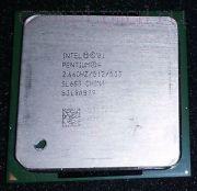 Процессор Intel Pentium 4 2.66 GHz (SL6S3) - lga478, 130 нм, 1 ядро/1 поток, 2.66 GHz, 66.1W