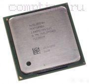 Процессор Intel Pentium 4 2.8 GHz (SL7PK, SL7PF, SL6QB, SL6PF) - lga478, 90 нм, 1 ядро/1 поток, 2.8 GHz, 84W