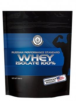 RPS Nutrition - WHEY ISOLATE