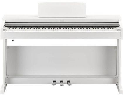 YAMAHA YDP-163WH Цифровое пианино