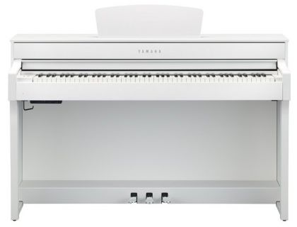 Клавинова Yamaha CLP-635WH