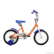 """Велосипед Iron Fox Fly 14"""" (17,14"""") Оранжевый"""