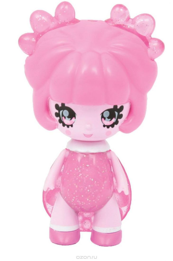 Светящаяся кукла Glimmies Spinosita