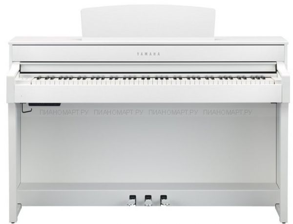 Yamaha CLP-645 WH