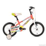 """Велосипед Meratti Bimbo14 (15, 14"""") розовый"""