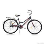 """Велосипед Larsen Villa (16, 28"""") темно-серый"""