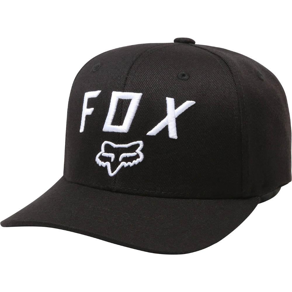 Fox - Youth Legacy Moth 110 бейсболка подростковая, черная