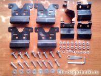 Адаптеры для багажника Haval H6 2014-..., Lux, артикул 843898