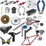 Прочие аксессуары, расходный материал и комплектующие для велосипедов