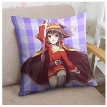 Подушка Мегумин из аниме Этот замечательный мир / Konosuba pillow