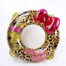 Надувной круг с бантом Hello Baby, Диаметр: 70 см