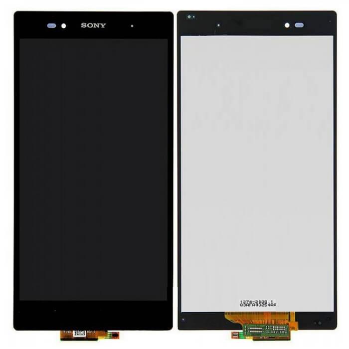 Дисплей для Sony Xperia Z Ultra в сборе с сенсорным стеклом (Original)