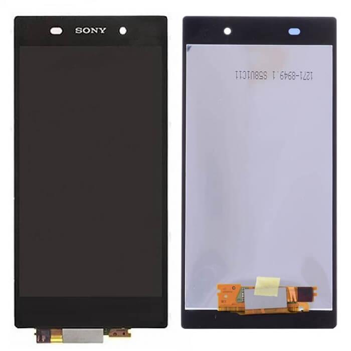 Дисплей для Sony Xperia Z1 в сборе с сенсорным стеклом (Original)